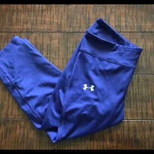 Under Armour cropped leggings